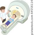 MRI檢查 64556114
