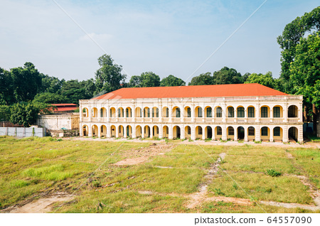 Thang Long Imperial City in Hanoi, Vietnam 64557090