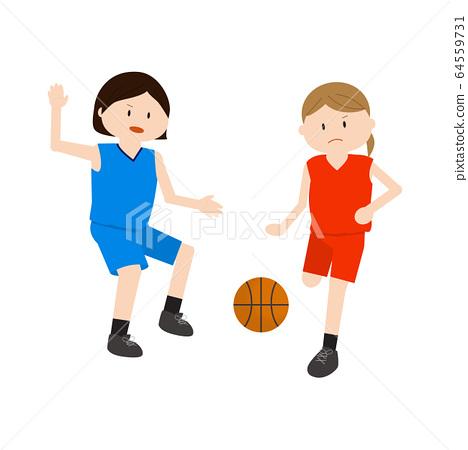 농구 여자 5 64559731