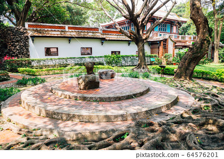 Lin Family Mansion and Garden in Taipei, Taiwan 64576201