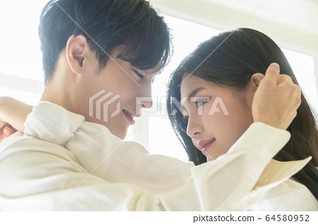 라이프스타일,남녀,신혼부부 64580952
