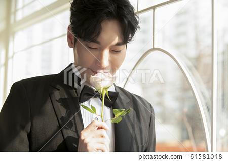라이프스타일,남자,웨딩 64581048