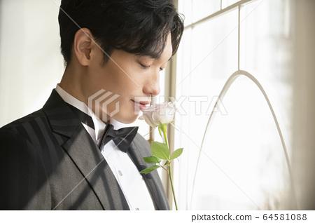 라이프스타일,남자,웨딩 64581088