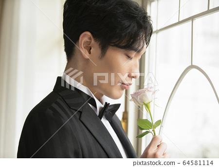 라이프스타일,남자,웨딩 64581114