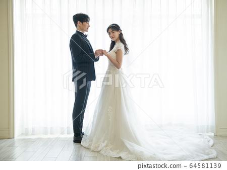 라이프스타일,남녀,웨딩 64581139
