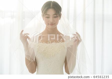 生活方式,女人,婚禮 64581235