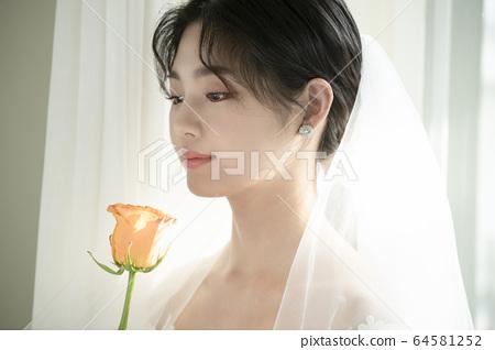 라이프스타일,여자,웨딩 64581252