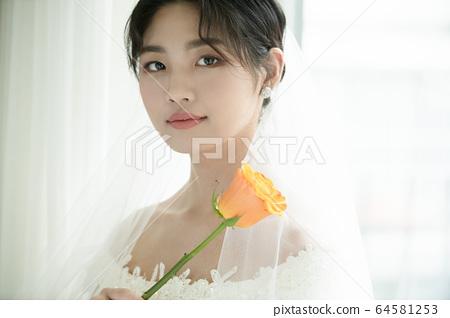 라이프스타일,여자,웨딩 64581253