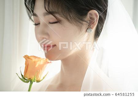 라이프스타일,여자,웨딩 64581255