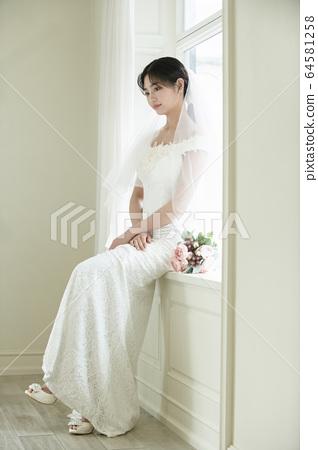 라이프스타일,여자,웨딩 64581258