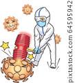 病毒剋星(pico pico Hammer) 64595942