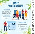 Professional Family Photographer Service Advert 64597714