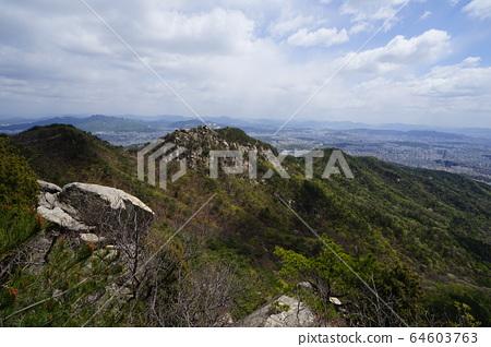 北漢山國家公園。 64603763