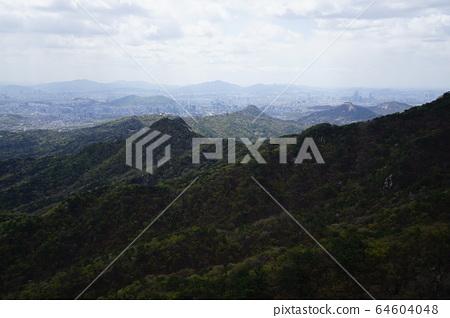 북한산.국립공원.봄이  64604048