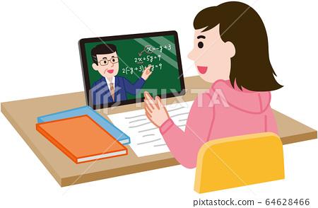 Online class 64628466