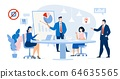 Business Meeting Market Analysis Creative Solution 64635565
