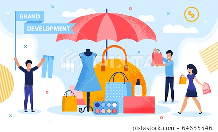 Brand Development and Piracy Protection Metaphor 64635646