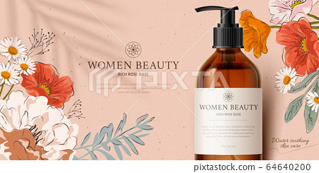 Banner ad for cleansing product 64640200