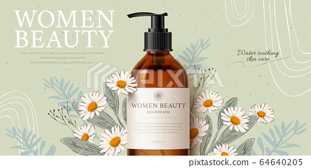 Banner ad for cleansing product 64640205