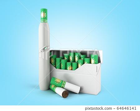 heat not burn tobacco product technology 64646141