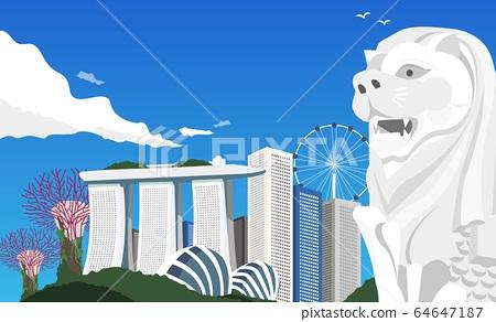 新加坡旅行旅游海灣馬里奧花園 64647187