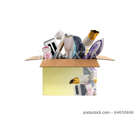 concept of product categories small household 64650606