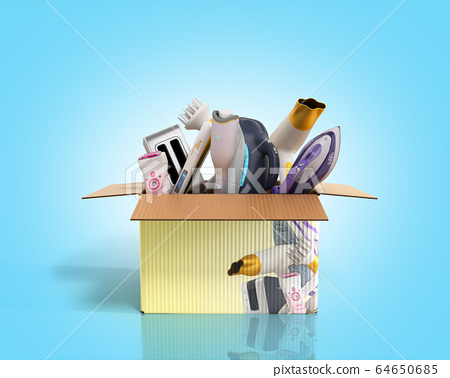 concept of product categories small household 64650685