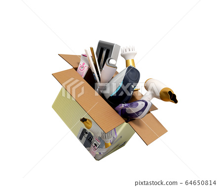 concept of product categories small household 64650814