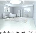 interior bathroom 3d render image 64652518
