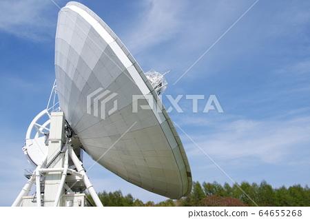 射電望遠鏡 64655268