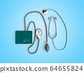 Tonometer and phonendoscope Medical instruments 64655824