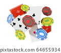 modern concept of casino games Falling casino 64655934