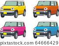 轻型车插图 64666429