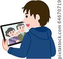 온라인 가족 64670719