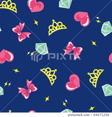 Jewelry ribbon 64671289