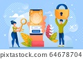 Password and Fingerprint Access to Mobile Data 64678704