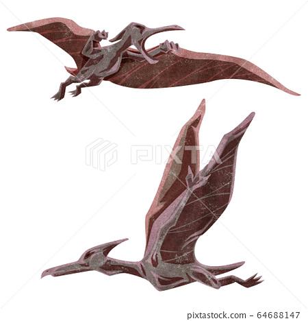 翼龍圖像圖 64688147