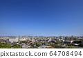 2020.4福岡市風景名城博多福岡市風景名城福岡市遠景城市風貌2020年福岡市 64708494