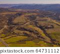 Aerial Drone Foto View Carpathian 64731112
