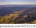 Aerial Drone Foto View mountains 64731116