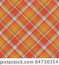Tartan scotland seamless plaid pattern vector. 64736354