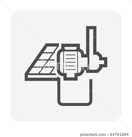 water pump icon 64761604