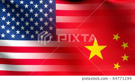 United States of America or USA vs China national 64771299