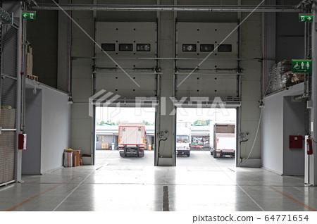 Open Cargo Bay 64771654