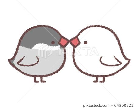 Buncho couple 64800523