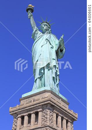 Statue of Liberty, New York City, USA 64806601