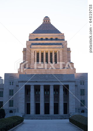National Diet Building, government office 64819788