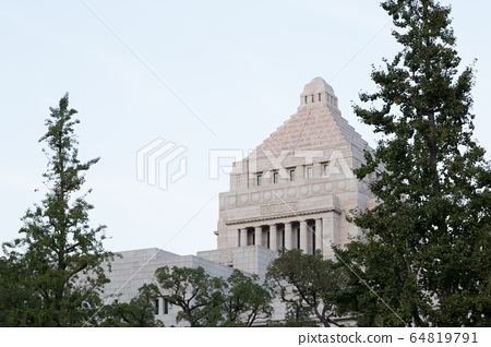 National Diet Building, government office 64819791