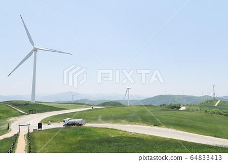 목장 풍경 64833413