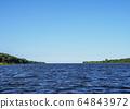 Vistula River in Poland 64843972